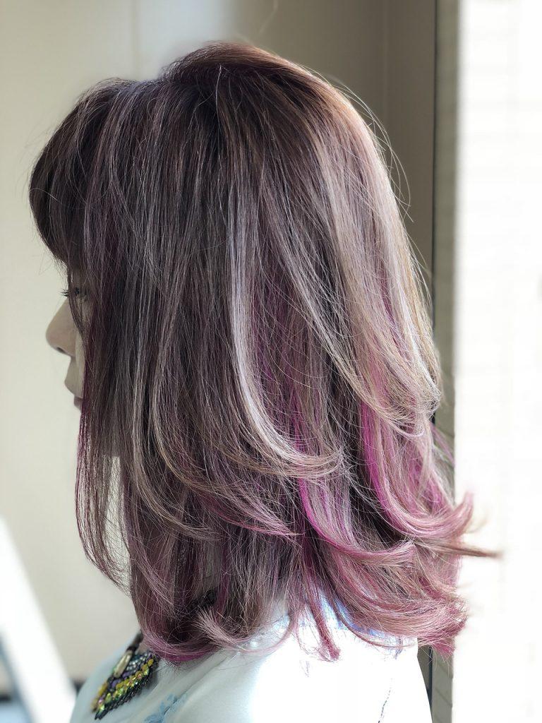 ピンクデザイン